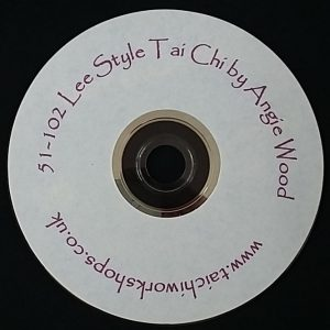 Tai Chi Hand Form DVD